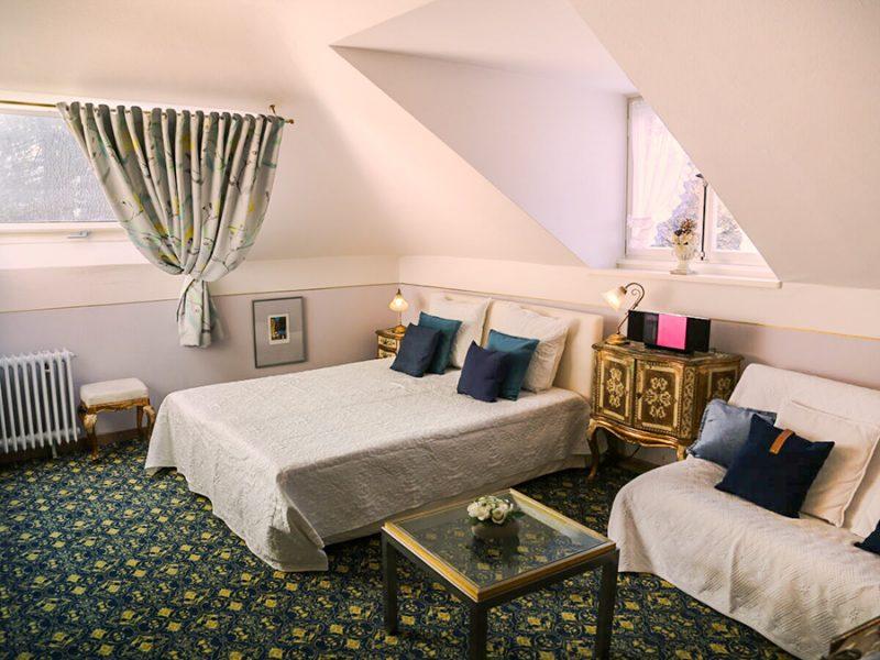 Zimmer neu gestaltet