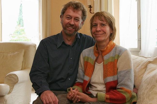 Gastgeber : Frau Grimm & Herr Rosenboom