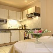 Küche Hesse-Appartement
