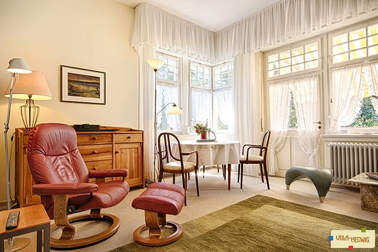Jaspers Wohnzimmer
