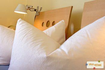 Detailfoto Bett