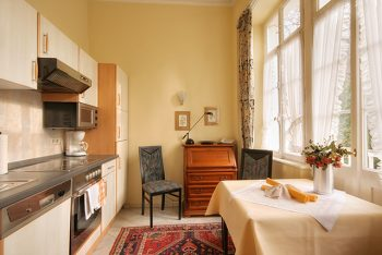 Sanssouci Küche