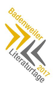 Logo: Badenweiler Literaturtage 2017
