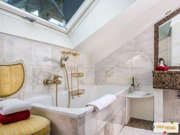 Badezimmer Appartement Oppenheimer