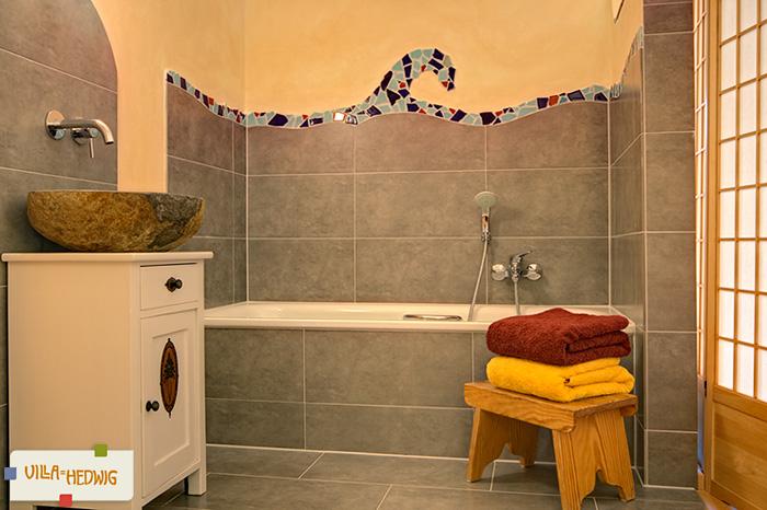 Badewanne für medizinische Anwendungen